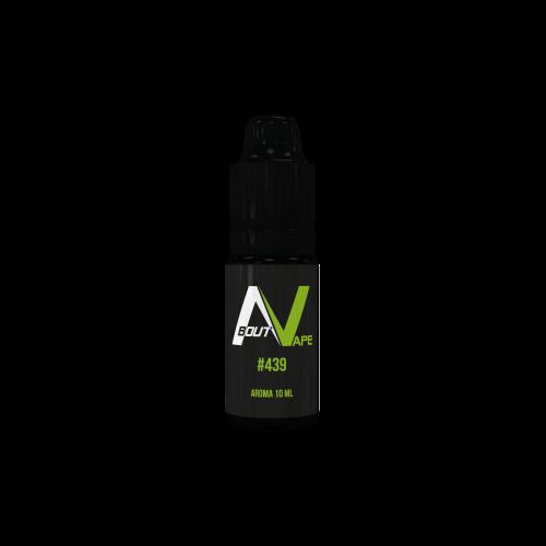 About Vape Aroma - #439 10ml