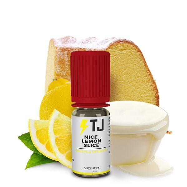 T-Juice Aroma - Nice Lemon Slice 10ml