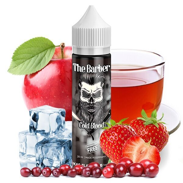 The Barber by Kapka's Flava Aroma - Cold Blood 20ml