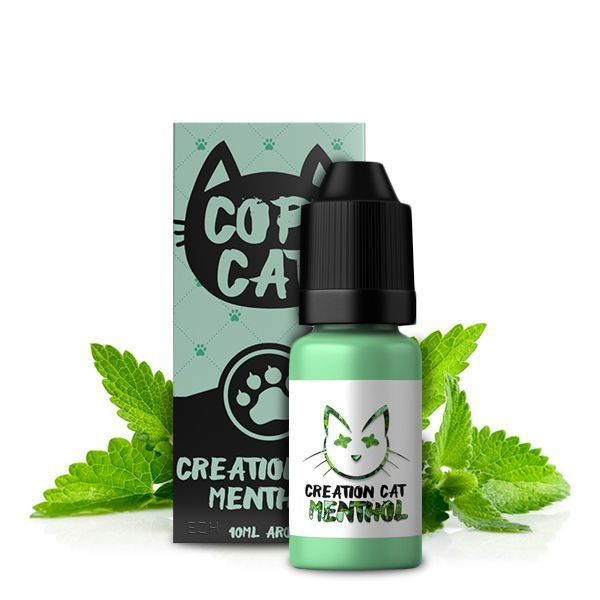 Copy Cat Aroma - Creation Cat Menthol 10ml
