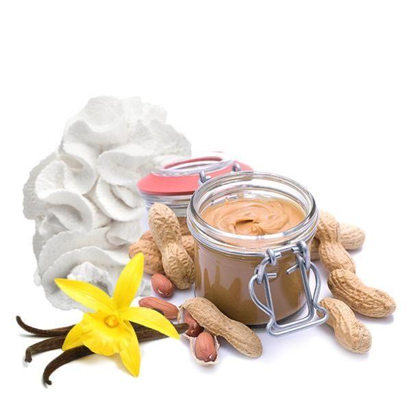 Dark Burner Aroma - Nuts + Milk 10ml