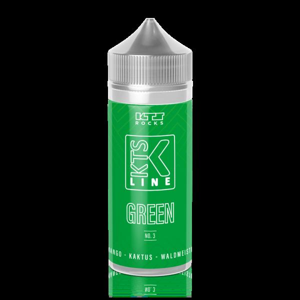 KTS TEA Aroma - Green No. 3 30ml