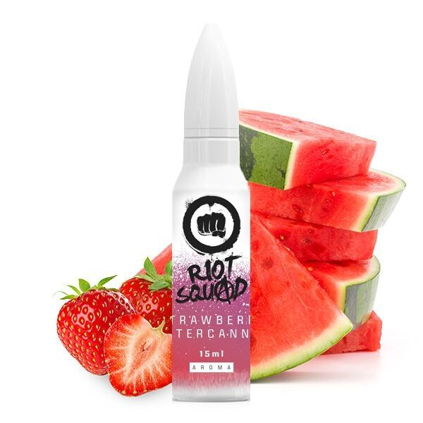 Riot Squad Aroma - Strawberry Watercannon 15ml