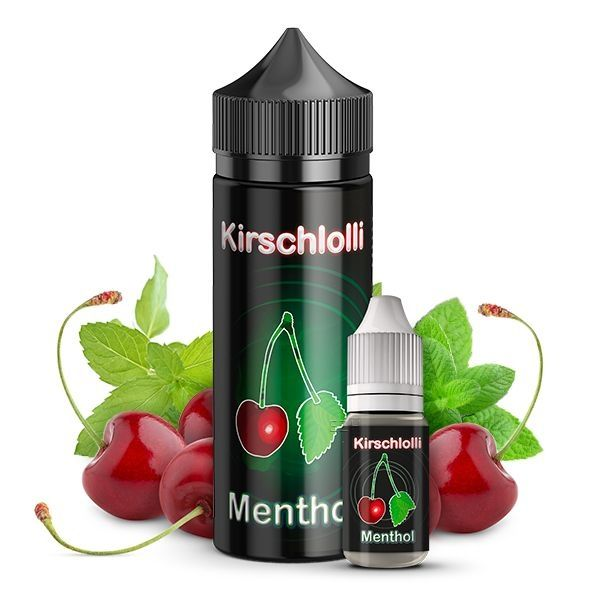 Kirschlolli - Kirsch Menthol Aroma 10ml