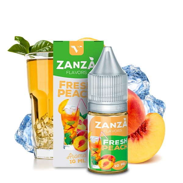 ZANZÀ Aroma - Fresh Peach 10ml