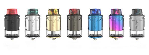 Vandy Vape Pyro V3 RDTA - 2ml