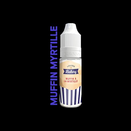 Liquideo - Muffin aux Myrtilles