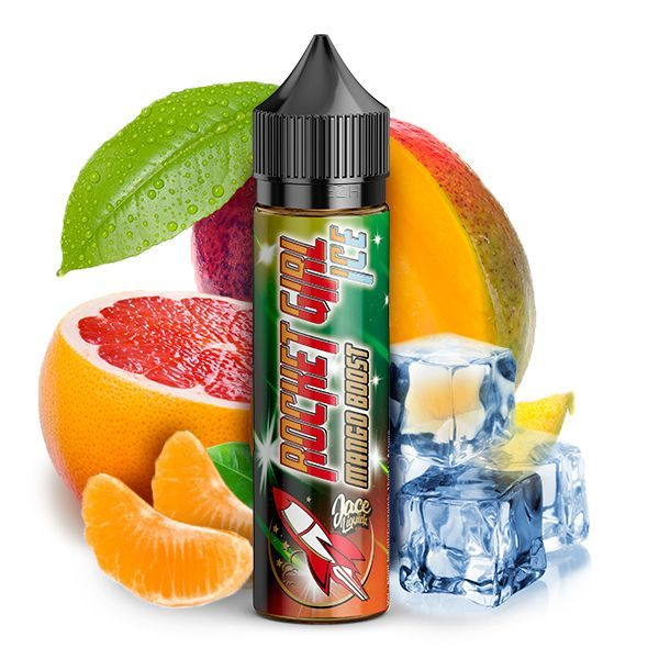 Rocket Girl - Mango Boost on Ice Aroma 15ml