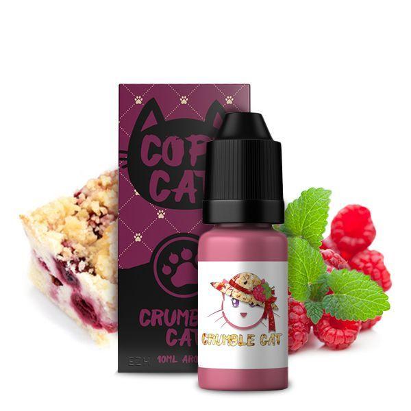 Copy Cat Aroma - Crumble Cat 10ml