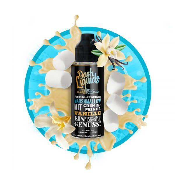 Dash Liquids Signature Collection Aroma - Vanilla Marshmallow 25ml