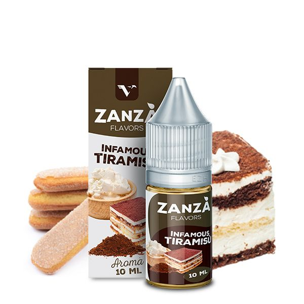 ZANZÀ Aroma - Infamous Tiramisù 10ml