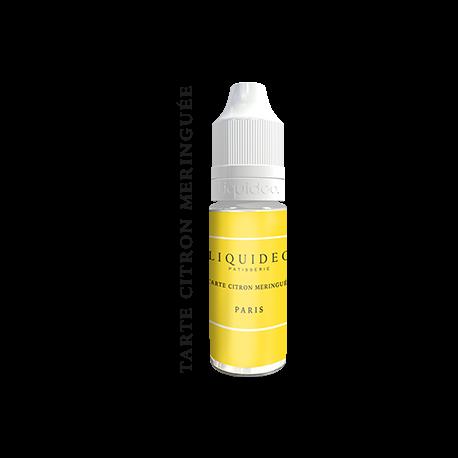 Liquideo - Tarte Citron Meringuée