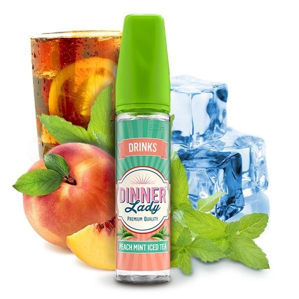 Dinner Lady Drinks Aroma - Peach Mint Iced Tea 20ml