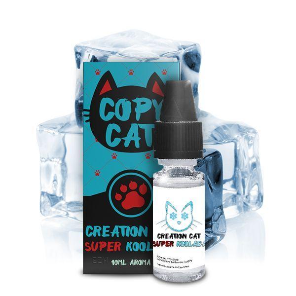 Copy Cat Aroma - Creation Cat Super Koolada 10ml