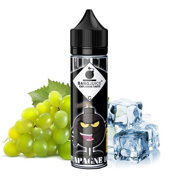 Bang Juice Aroma - Grapagne Ice 10ml