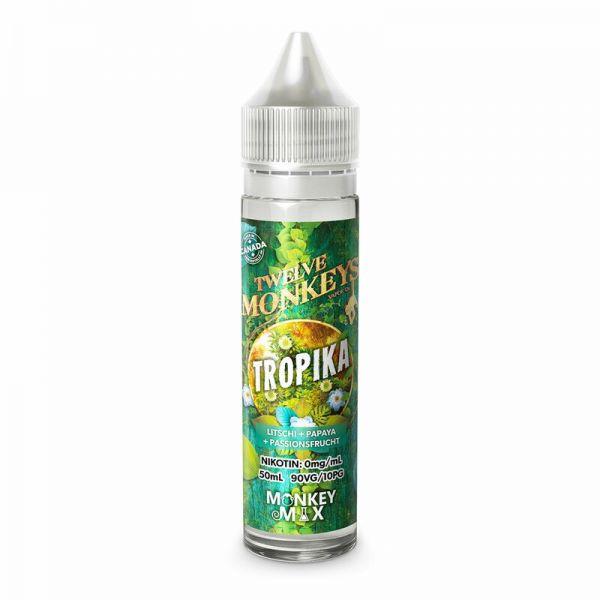 Twelve Monkeys - Tropika - 50ml Overdosed