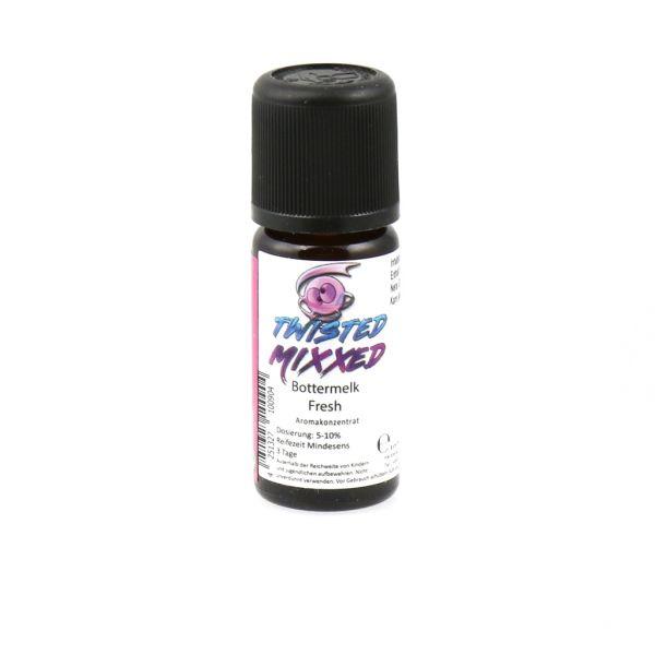 Twisted Aroma - Bottermelk Fresh 10ml