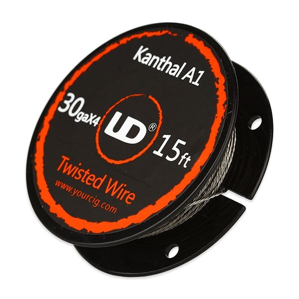 UD Kanthal A1 Twisted Wire Wickeldraht - 10m