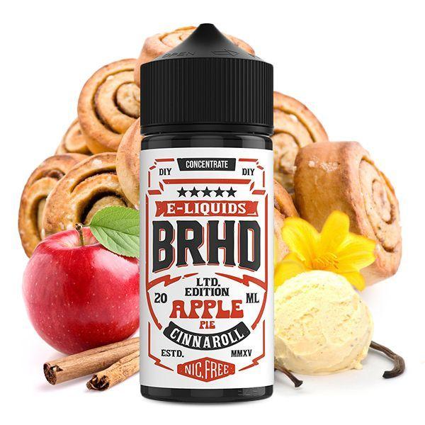 Barehead Aroma - Apple Pie Cinnaroll 20ml