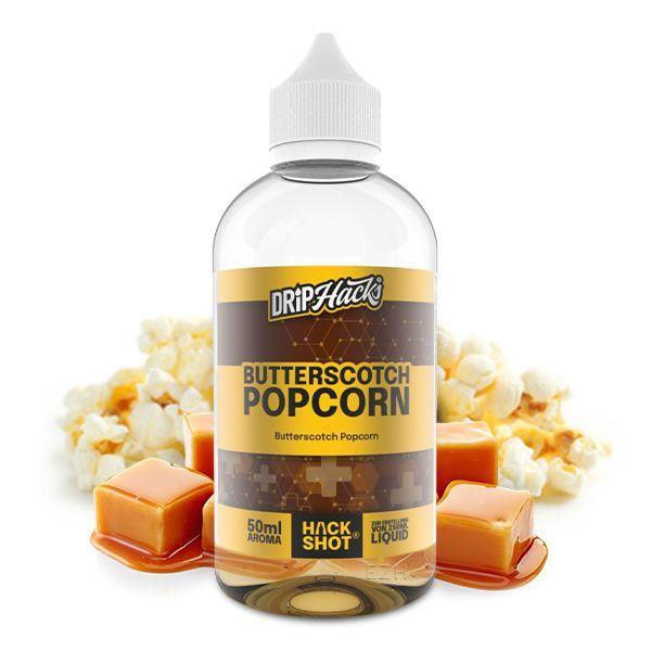 Drip Hacks Aroma - Butterscotch Popcorn 50ml