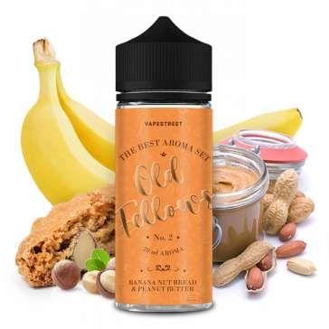 Old Fellows Aroma  - No. 2 Banana Nut Bread & Peanut Butter 20ml