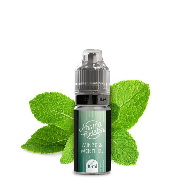 Aromameister Aroma - Minze & Menthol 10ml