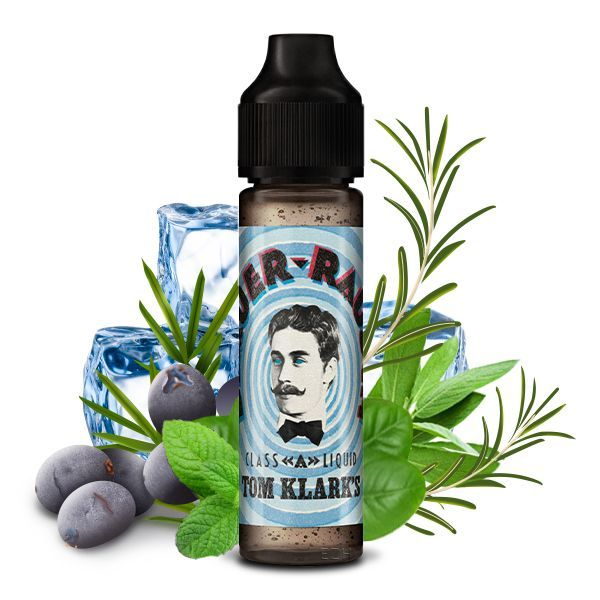 Tom Klark - Blauer Rausch - 60ml Overdosed