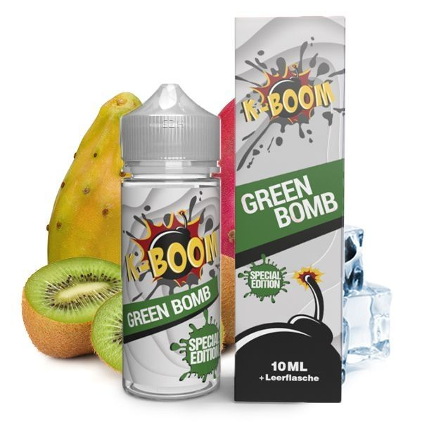 K-Boom Aroma - Special Edition 2020 - Green Bomb 10ml