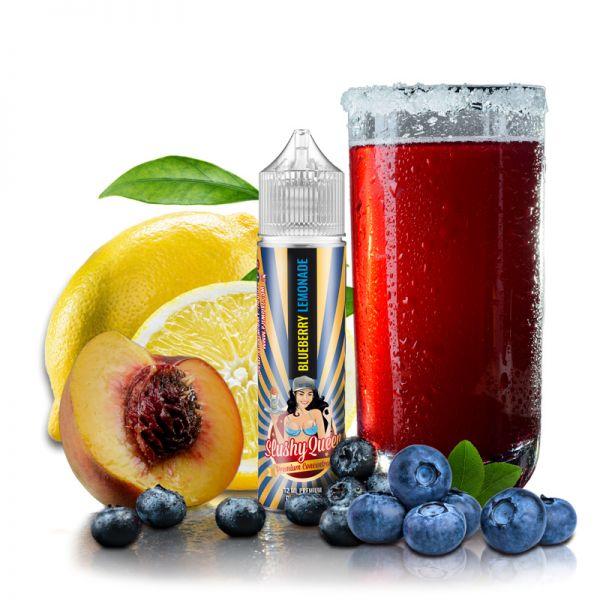 PJ Empire - Slushy Queen Aroma - Blueberry Lemonade 12ml