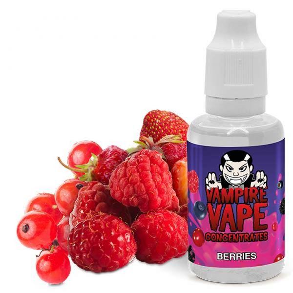 Vampire Vape - Berries Aroma 30ml