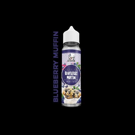 Liquideo - Blueberry Muffin - 50ml Overdosed