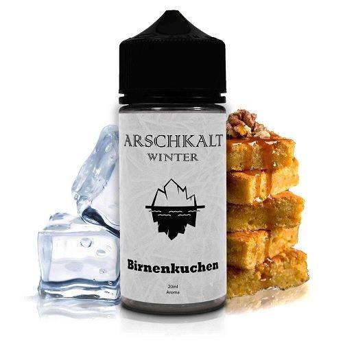 Arschkalt Winter Aroma - Birnenkuchen 20ml