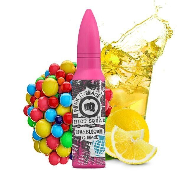 Riot Squad Aroma - Bubblegum Grenade 15ml