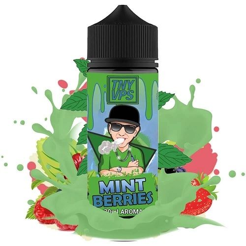 Tony Vapes - Mint Berries Aroma - 30ml