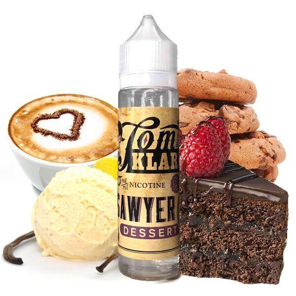 Tom Klark - Sawyer Dessert - 60ml Overdosed