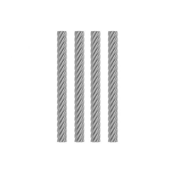 Vapefly Brunhilde Ersatzdochte / Steel Wire