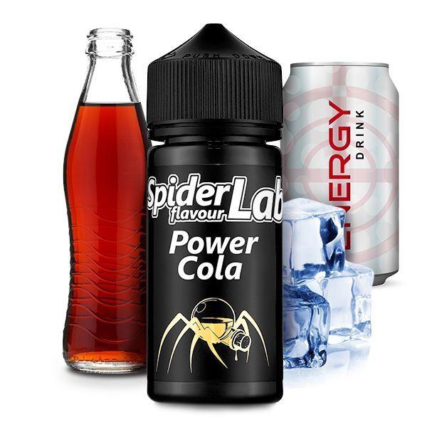 Spider Lab Flavour - Power Cola 10ml