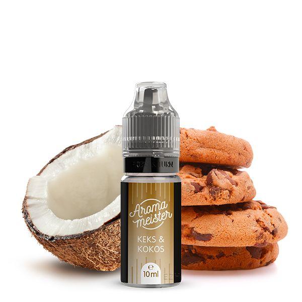 Aromameister Aroma - Keks & Kokos 10ml