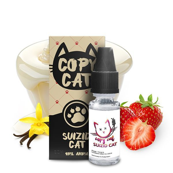 Copy Cat Aroma - Suizid Cat 10ml