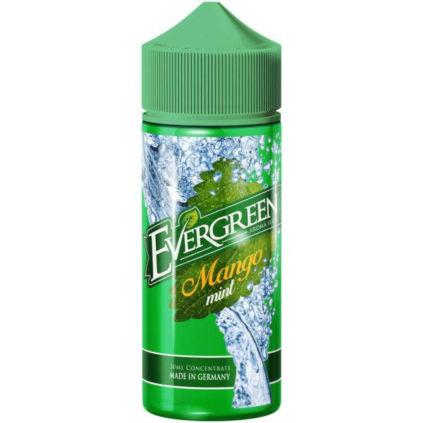 Evergreen - Minty Classic Aroma - Mango Mint - 30ml