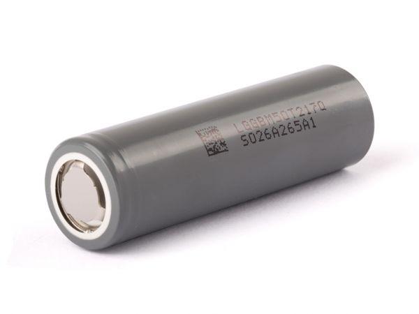 LG 21700 M50T 5000mAh 7.27A