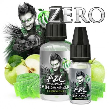 A&L Ultimate Aroma - Green Edition - Shinigami-Zero 30ml