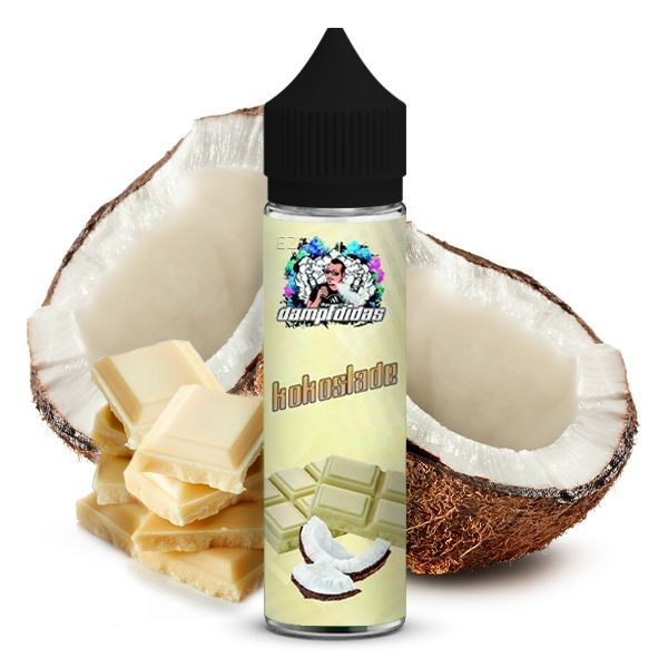 Dampfdidas Aroma - Kokoslade - 15ml
