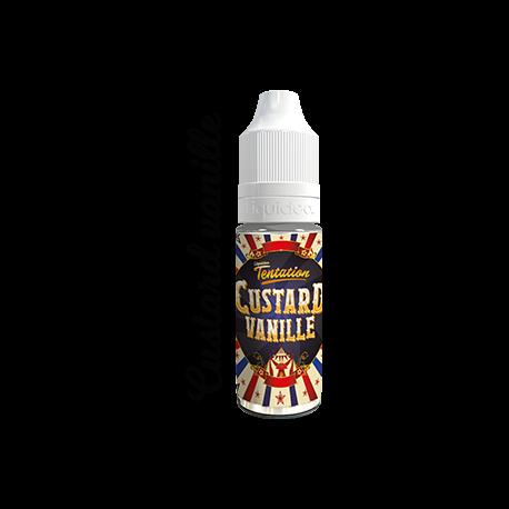 Liquideo - Custard Vanilla