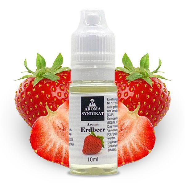 Syndikat Aroma - Erdbeer 10ml