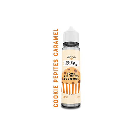 Liquideo - Cookie Caramel - 50ml Overdosed
