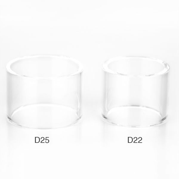 Eleaf Melo 4 Ersatzglas - D22 & D25