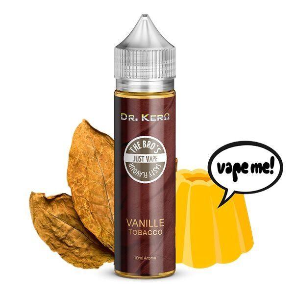 Dr. Kero X The Bro's - Vanille Tobacco Aroma 10ml