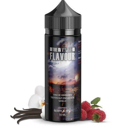 The Vaping Flavour - Ch.1 - Berrycalypse Aroma - 10ml