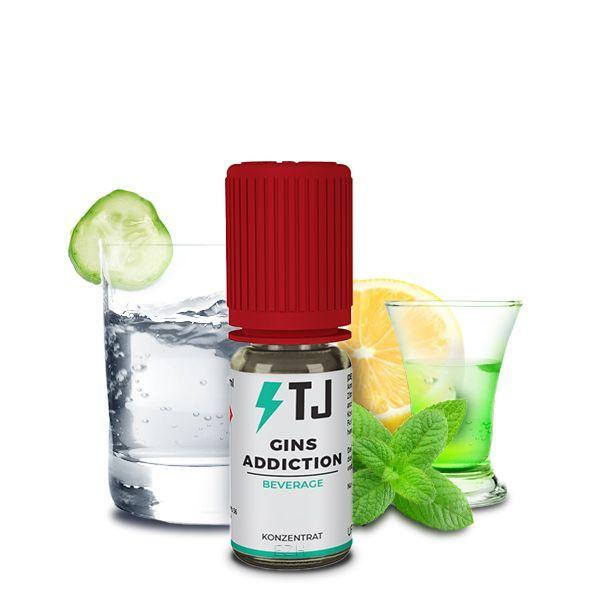 T-Juice Aroma - Gins Addiction 10ml